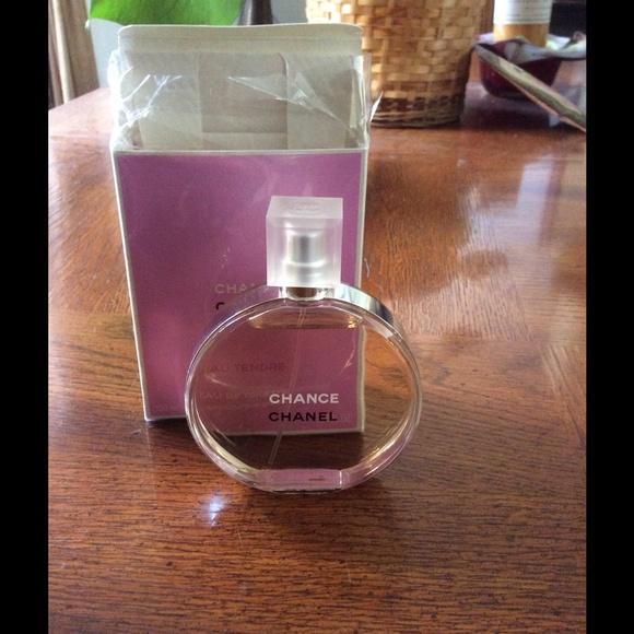 chance chanel eau tendre fake