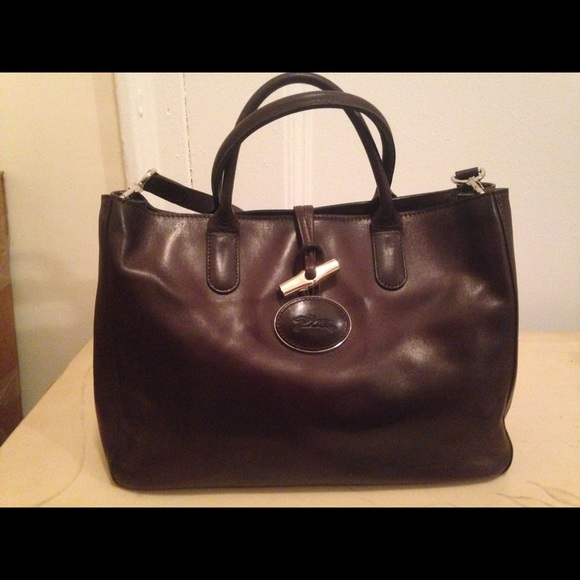 58c17a00284 Longchamp Handbags - Longchamp Roseau Heritage Tote