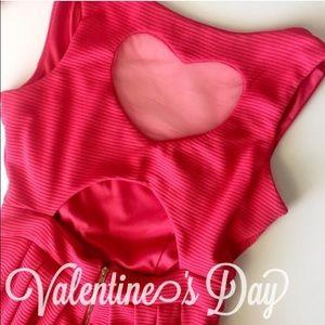 Nanette Lepore Dresses & Skirts - • Nanette Lepore • Open Back Valentine's Day Dress