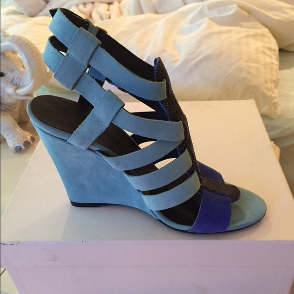 cheap 100% authentic cheap online Balenciaga Stingray Wedge Sandals perfect cheap online footlocker pictures Ihq3i