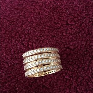 Jewelry - Ring silver from Italy