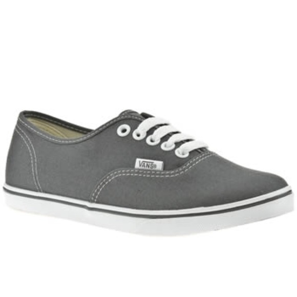 Vans Grey Shoes beautymix.nu