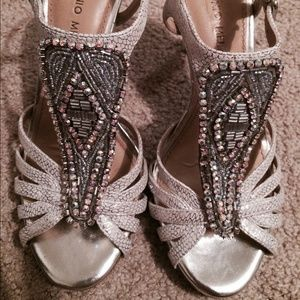 b3495743f7f70 ANTONIO MELANI Shoes - Antonio Melani Nadelle heels
