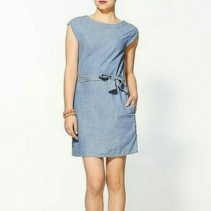 Chambray dress by Hive & Honey