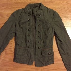 Military jacket from Forever 21