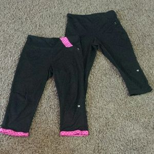 Danskin Now Pants - Girls Capri Bundle