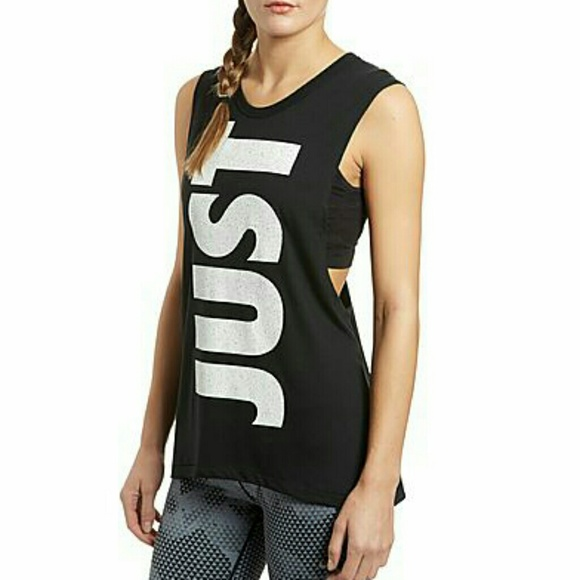 48e9a4569d16d9 Nike just do it signal muscle tank medium. M 55eba9a35a49d07e7b0102e2