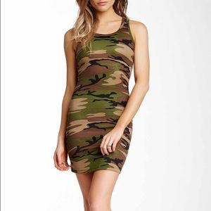 American twist Dresses & Skirts - SALE American twist short camo dress