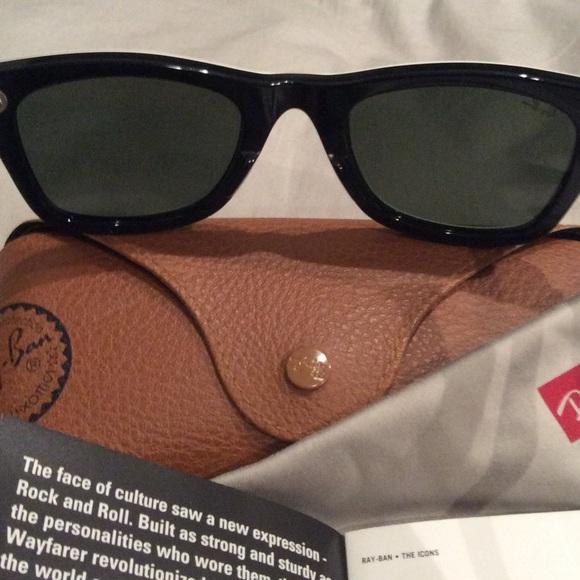 4a7a7974aa Ray Ban 2140 Wayfarer White 956 50mm Sunglasses « Heritage Malta