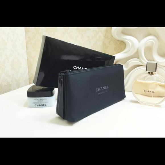 da33f74c54ab CHANEL Accessories | Authentic Maquillage Handbag Cosmetic Bag ...