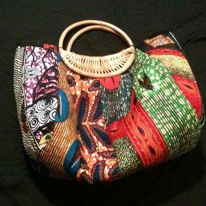 African purse.