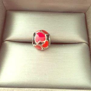 Pandora Red Hot Charm
