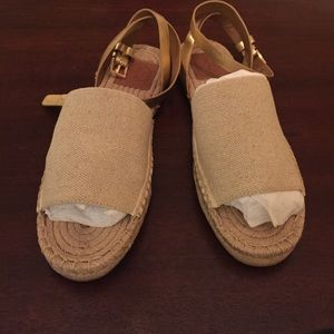 ***SALE*** Tory Burch espadrilles