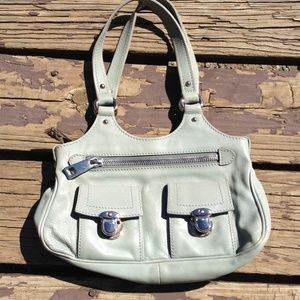 Marc Jacobs leather bag!