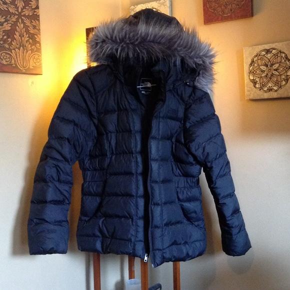 North Face Womens Gotham Jacket. M 55ec62b8ea99a63a0a01261a 7fb32aa50