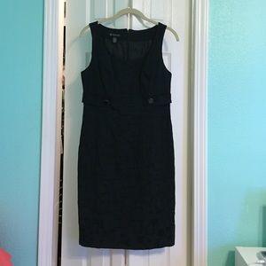 INC black dress