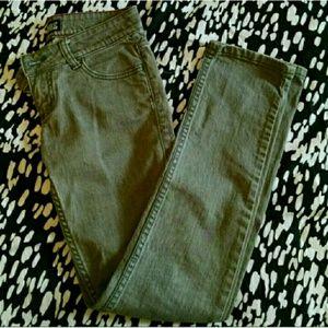 Lip Service Denim - Lip Service Gray Skinny Jeans