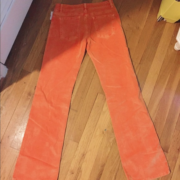 72% off Denim - Dead Sexy Jeans (orange and purple) from Haley's ...
