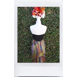 Mystic Dresses - Eclectic Strapless Dress