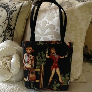 Handbags - COWGIRLS HANDBAG