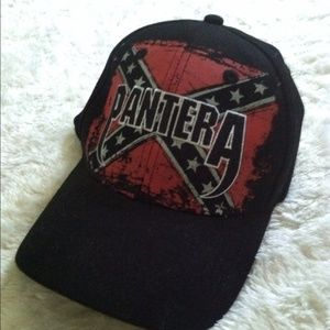 f6caef77fae7c Accessories - PANTERA TRUCKER STYLE HAT