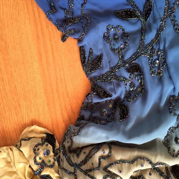 59 Off J 233 Matadi Dresses Amp Skirts Hp🎉stunning 💎silk