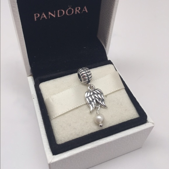 pandora charms guardian angel