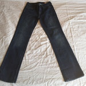 Gap high waisted classic stretch jeans