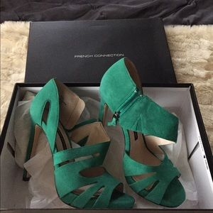 French Connection Vida Cutout Heels