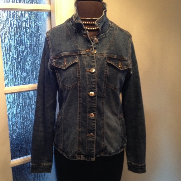 20b1c1cf Mu Jeans Jackets & Coats | James Dean Denim Jean Jacket | Poshmark