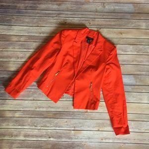 Red/orange Blazer
