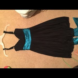 Dresses & Skirts - Black and real dress