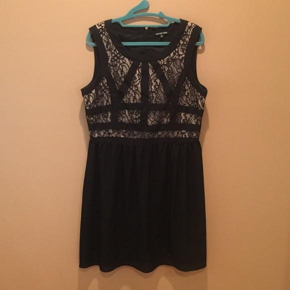 Gianni Bini Dresses Black Dress Poshmark
