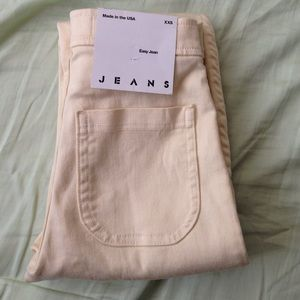 AA Creme Easy Jeans!