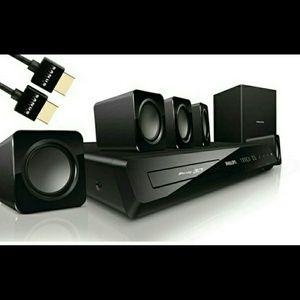 Phillips 3D Surround Sound