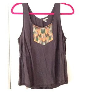Urban outfitters ecote tank top blouse