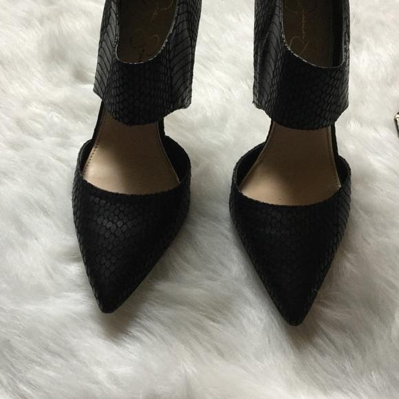 64 Off Jessica Simpson Shoes Jessica Simpson Black