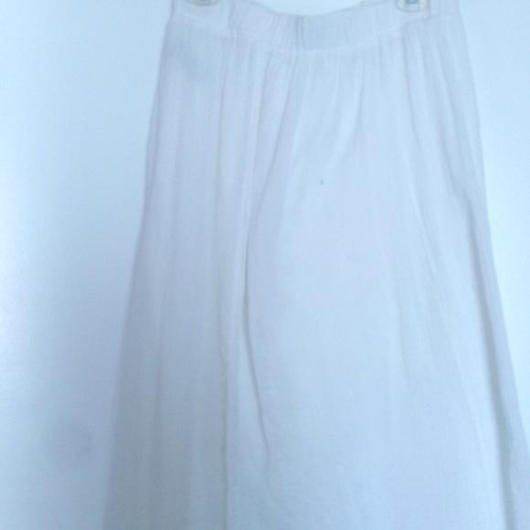79 j crew dresses skirts j crew white gauze