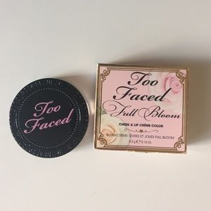 Too Faced Other - Too Faced Full Bloom cheek & lip color sweet pea