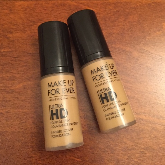Make Up Forever Ultra Hd Foundation Y375