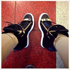9d927bdcf98a Giuseppe Zanotti Shoes - Giuseppe wedge sneakers