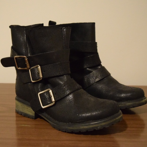 extremely for sale Steve by Steve Madden Buckle Shooties cheap original XDvnzf