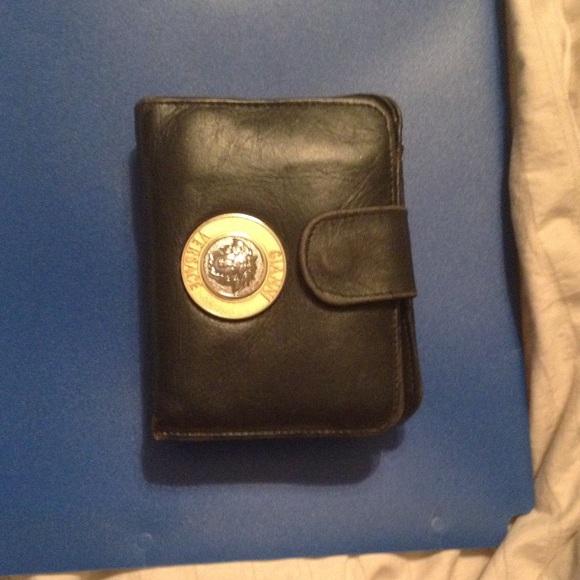Versace Bags Gianni Black Wallet Poshmark