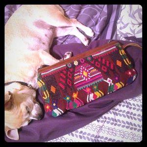 Handbags - Nena & Co Wristlet (Dog not included😊)