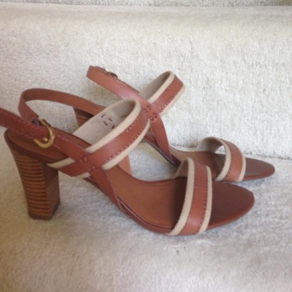 9ba7af2af0a Franco Sarto Shoes - Cute Franco Sarto strappy heels!