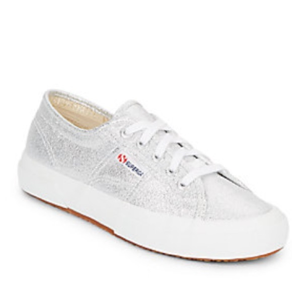 70 off superga shoes silver supergas from k 39 s closet on poshmark. Black Bedroom Furniture Sets. Home Design Ideas