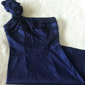 Snap Dresses & Skirts - Blue dress