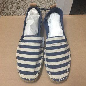 Zara shoes espadrilles size 8or 39euro, new