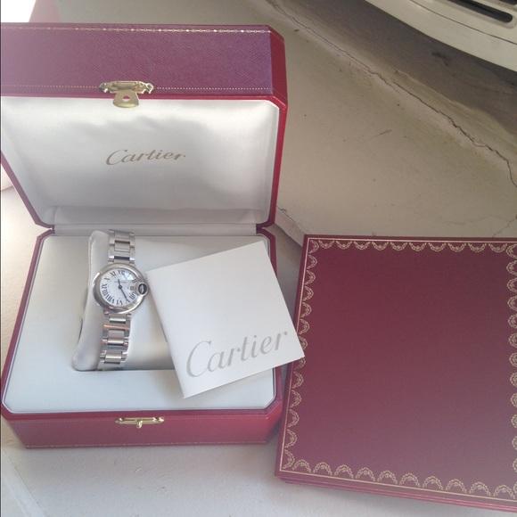 5a8128971d0b Cartier Jewelry - Cartier Ballon Bleu ladies watch. Price is firm