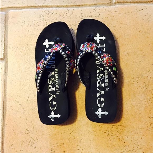 24f0fe32c50bcf Gypsy Soule Shoes - Gypsy Soule Flip flops